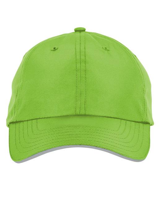 Ash City - Core 365 Adult Pitch Performance Cap - Acid Green