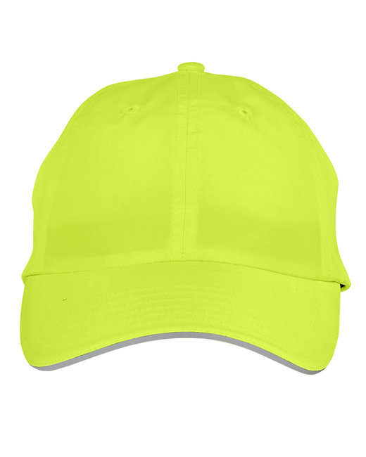 Ash City - Core 365 Adult Pitch Performance Cap - Safety Yellow