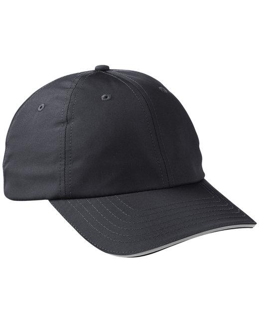 Ash City - Core 365 Adult Pitch Performance Cap - Black