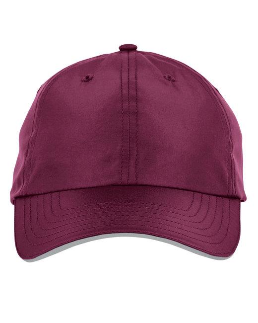 Ash City - Core 365 Adult Pitch Performance Cap - Burgundy