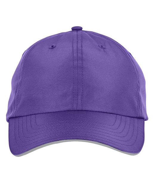 Ash City - Core 365 Adult Pitch Performance Cap - Campus Purple