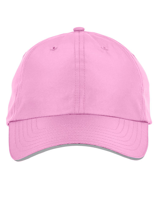 Ash City - Core 365 Adult Pitch Performance Cap - Charity Pink