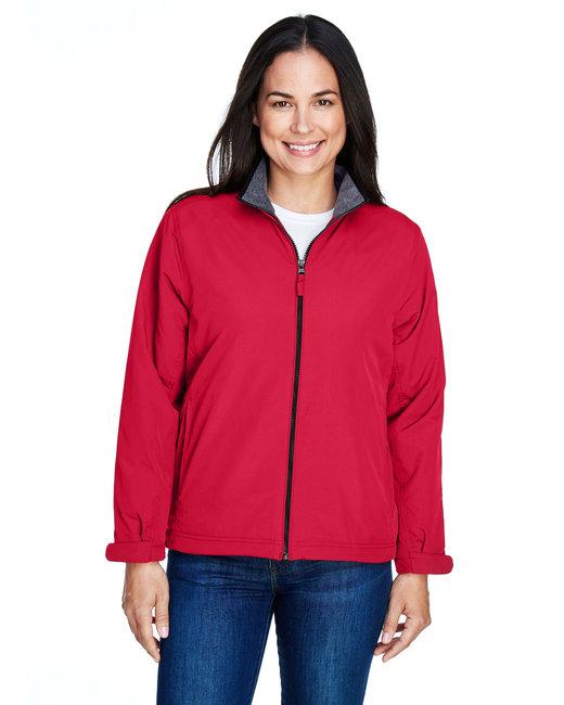 Devon & Jones Ladies' Three-Season Classic Jacket - Red