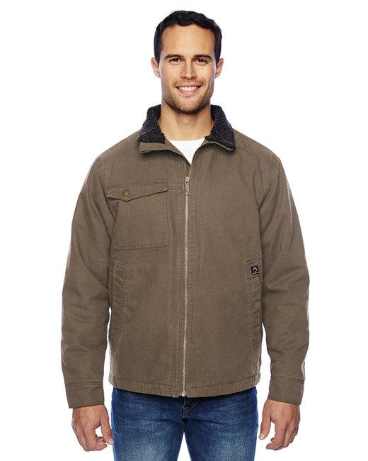 Dri Duck Men's Endeavor Jacket - Field Khaki