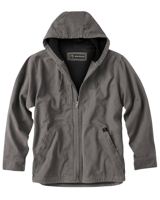 Dri Duck Men's Laredo Jacket - Gravel