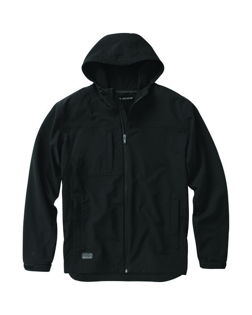 Dri Duck Men's Apex Jacket - Black