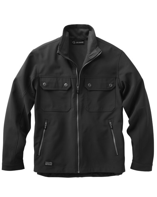 Dri Duck Men's Elevation Jacket - Black