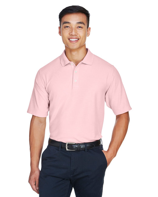 Devon & Jones Men's DRYTEC20� Performance Polo - Pink