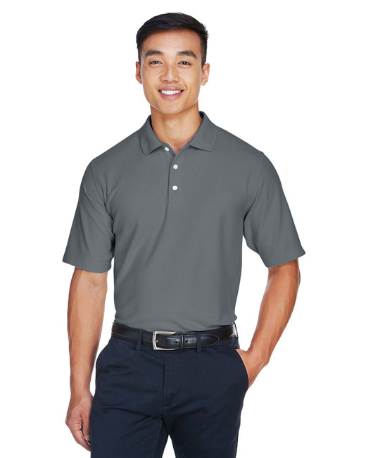 Devon & Jones Men's DRYTEC20� Performance Polo - Graphite