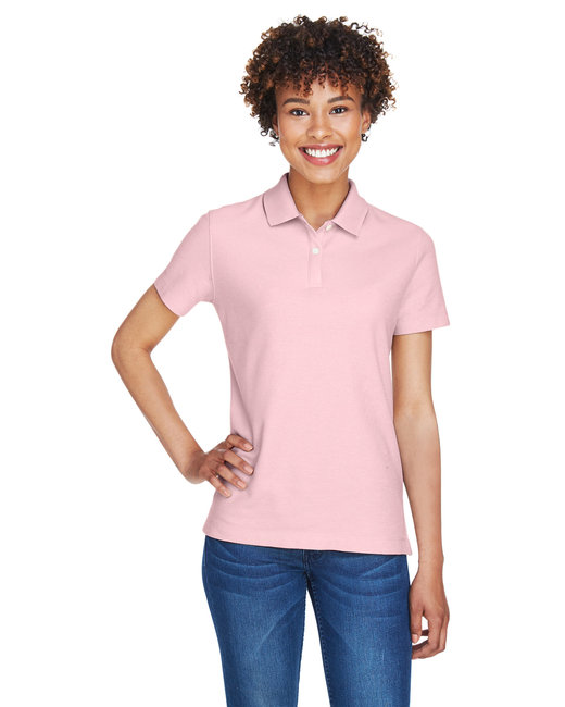 Devon & Jones Ladies' DRYTEC20� Performance Polo - Pink