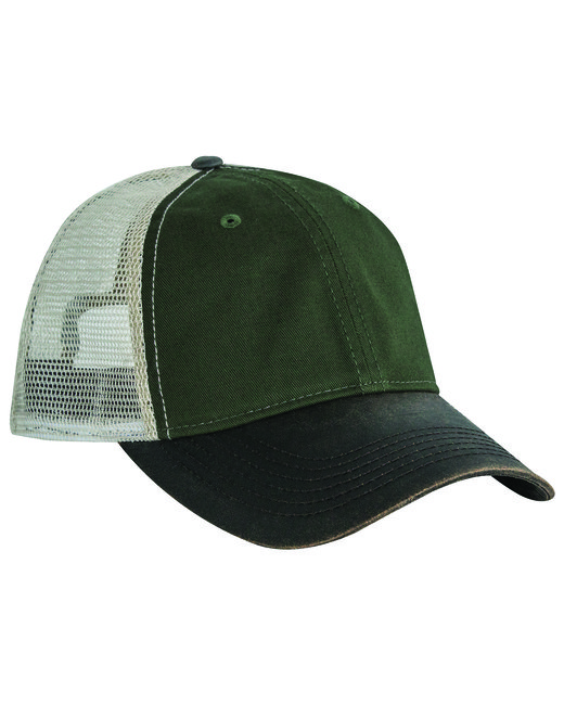 Dri Duck Meshback Field Cap - Fatigue