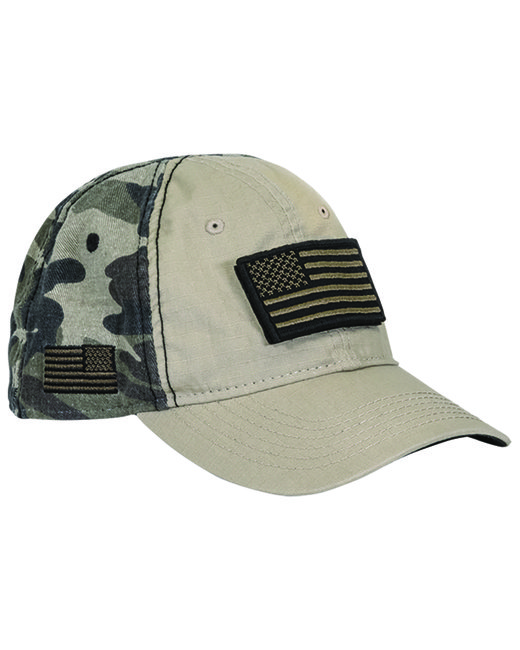 Dri Duck 11.11 Veterans Day Cap - Fatigue