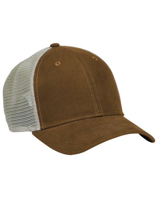 Dri Duck Hudson Trucker Cap - Saddle