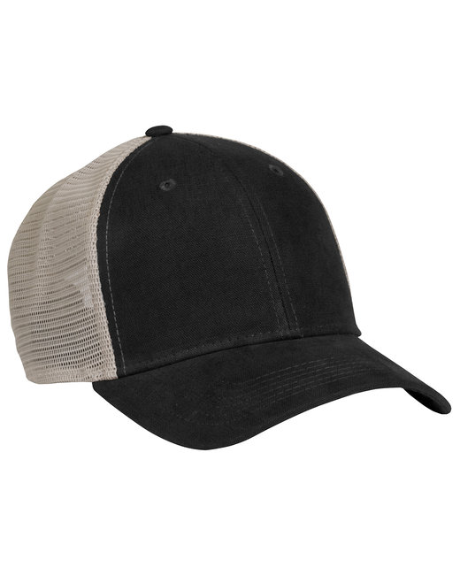 Dri Duck Hudson Trucker Cap - Black