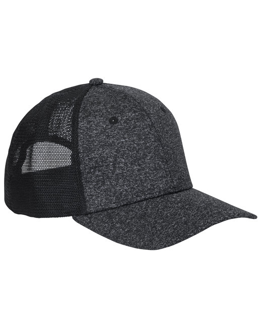 Dri Duck Fuse Trucker Cap - Black