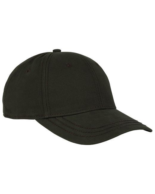 Dri Duck Cotton Twill Heritage Cap - Dark Brown