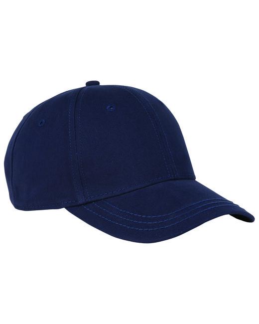 Dri Duck Cotton Twill Heritage Cap - Navy