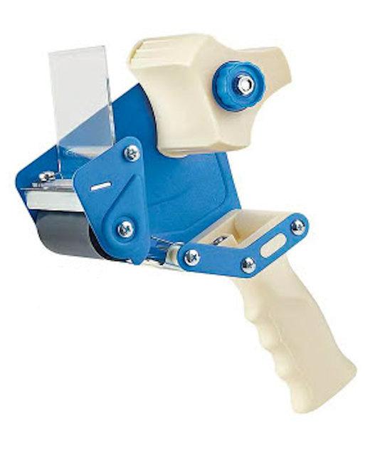 Decoration Supplies Tape Dispenser - 3 In Econ Blu Tp