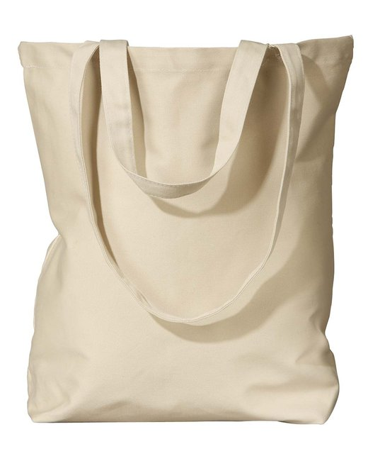econscious Organic Cotton Twill Everyday Tote - Oyster