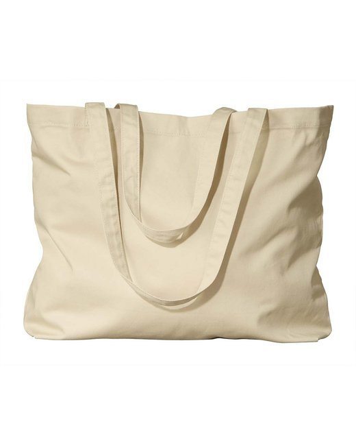 econscious Organic Cotton Large TwillTote - Oyster