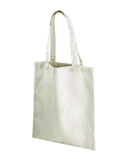 econscious Post Industrial Recycled Cotton Tote - Natural
