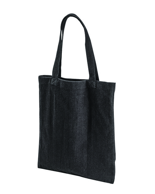 econscious Post Industrial Recycled Cotton Tote - Black
