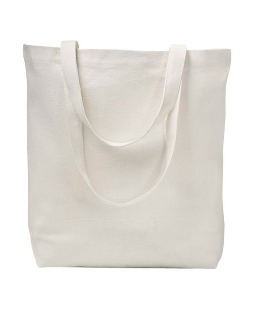 econscious 7 oz. Recycled Cotton EverydayTote - Natural