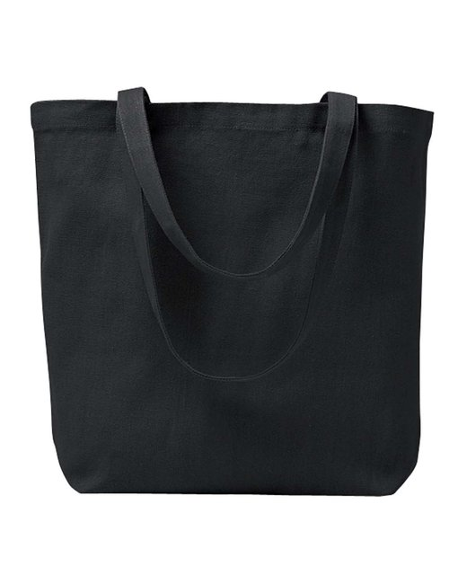 econscious 7 oz. Recycled Cotton EverydayTote - Black