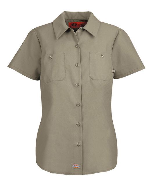 Dickies Ladies' Industrial Shirt - Desert Sand