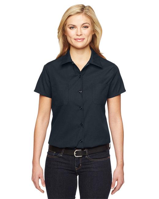 Dickies Ladies' Industrial Shirt - Dark Navy