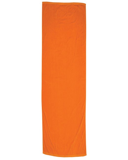 Pro Towels Fitness Towel with Cleenfreek - Orange