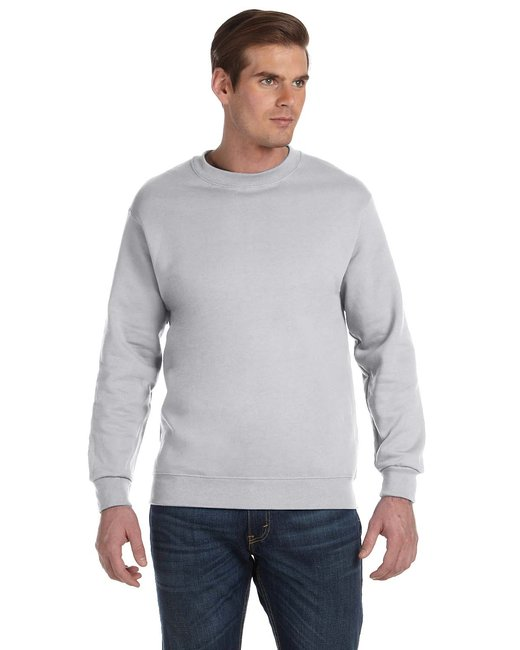 Gildan Adult DryBlend Adult 9 oz., 50/50Fleece Crew - Ash Grey