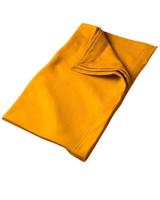 Gildan DryBlend 9 oz. Fleece Stadium Blanket - Tennessee Orange