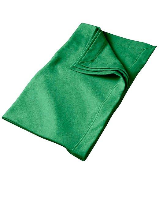 Gildan DryBlend® 9 oz. Fleece Stadium Blanket - Irish Green