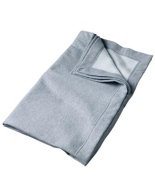 Gildan DryBlend® 9 oz. Fleece Stadium Blanket - Sport Grey