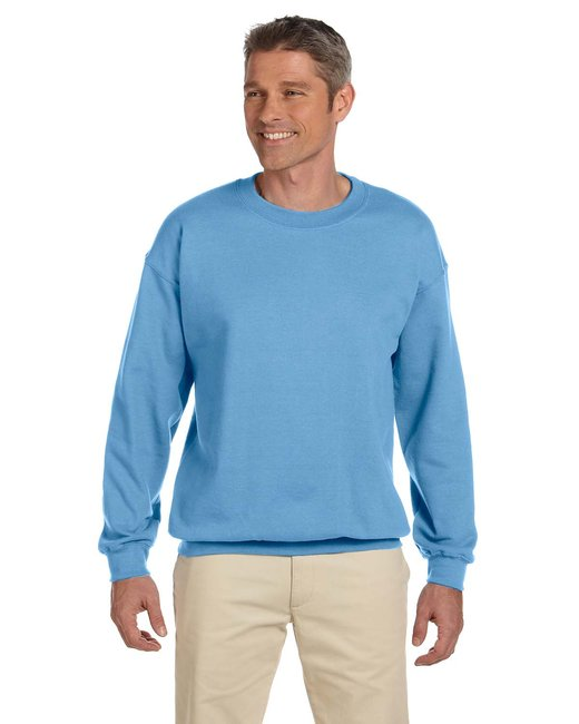 Gildan Adult Heavy Blend Adult 8 oz., 50/50 Fleece Crew - Carolina Blue