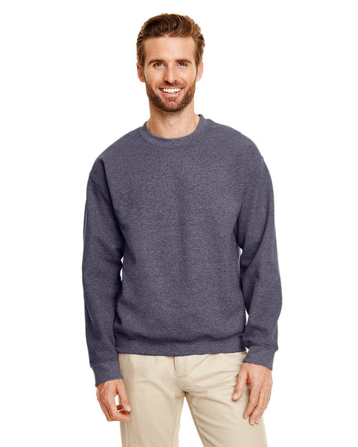 Gildan Adult Heavy Blend Adult 8 oz., 50/50 Fleece Crew - Ht Sprt Drk Navy