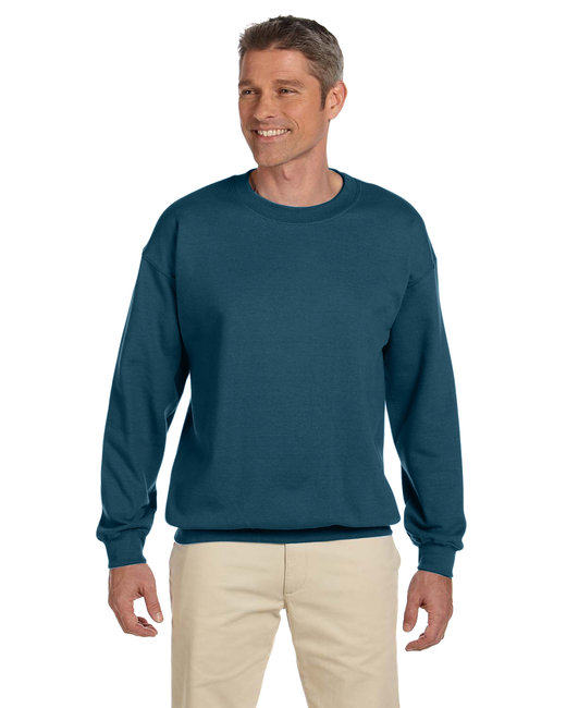 Gildan Adult Heavy Blend Adult 8 oz., 50/50 Fleece Crew - Legion Blue