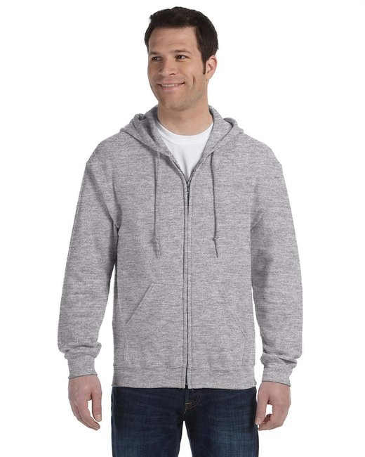 G186 Gildan Heavy Blend™ 8 oz., 50/50 Full-Zip Hood