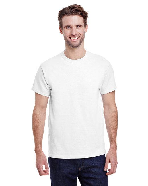 Gildan Adult Ultra Cotton 6 oz. T-Shirt - White