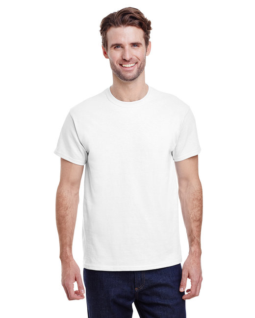 Gildan Adult Ultra Cotton 6 oz. T-Shirt - White