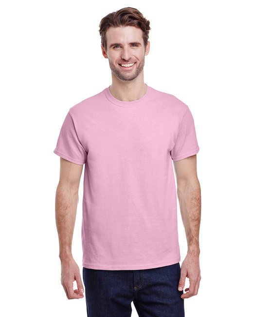 Gildan Adult Ultra Cotton 6 oz. T-Shirt - Light Pink