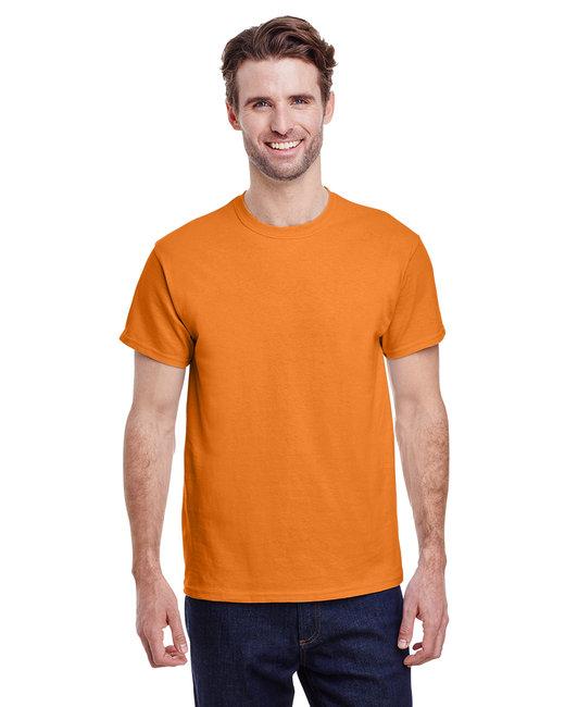 Gildan Adult Ultra Cotton 6 oz. T-Shirt - Tangerine