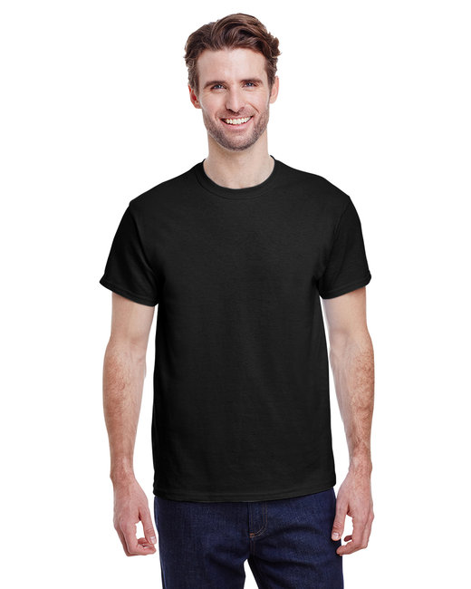 Gildan Adult Ultra Cotton 6 oz. T-Shirt - Black