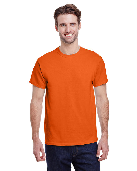 Gildan Adult Ultra Cotton 6 oz. T-Shirt - Orange