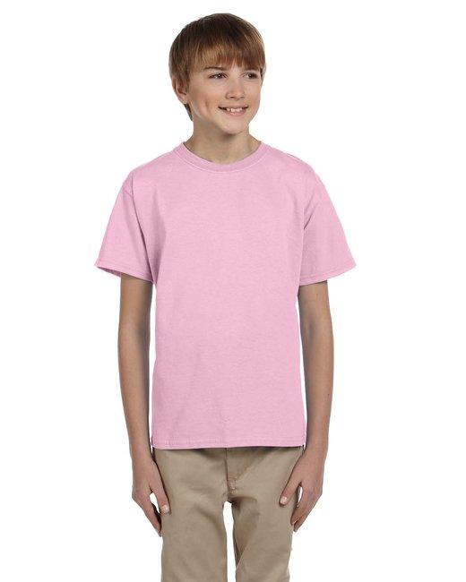 Gildan Youth Ultra Cotton 6 oz. T-Shirt - Light Pink