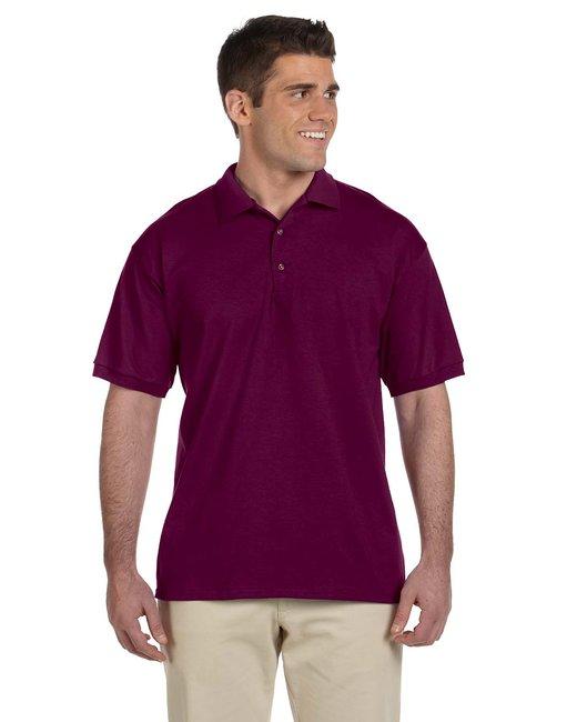 Gildan Adult Ultra Cotton® Adult 6 oz. Jersey Polo - Maroon