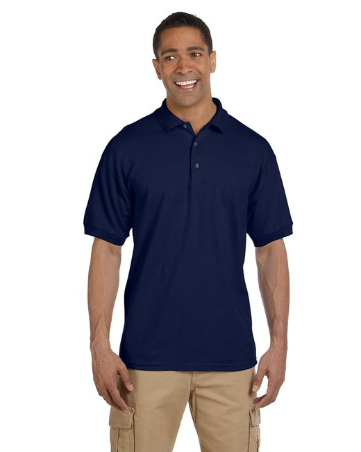 G380 Gildan Adult Ultra Cotton® Adult 6.3 oz. Piqué Polo