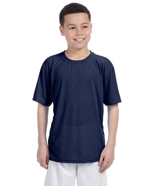 Gildan Youth Performance Youth 5 oz. T-Shirt - Navy