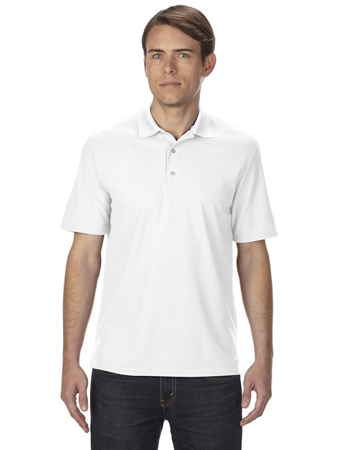 Gildan Adult Performance 5.6 oz. Double Piqu Polo - White